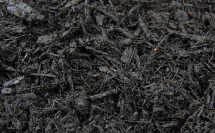 Black Bark Mulch