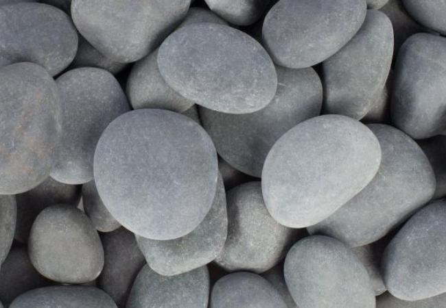 mexican beach pebbles grey