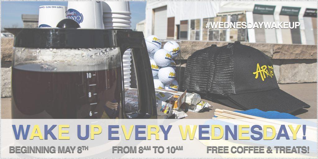wednesday wakeup banner