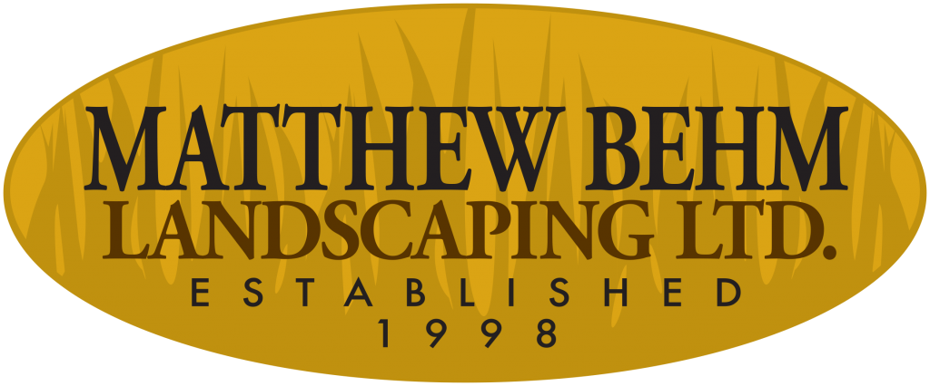 matthew behm landscaping logo