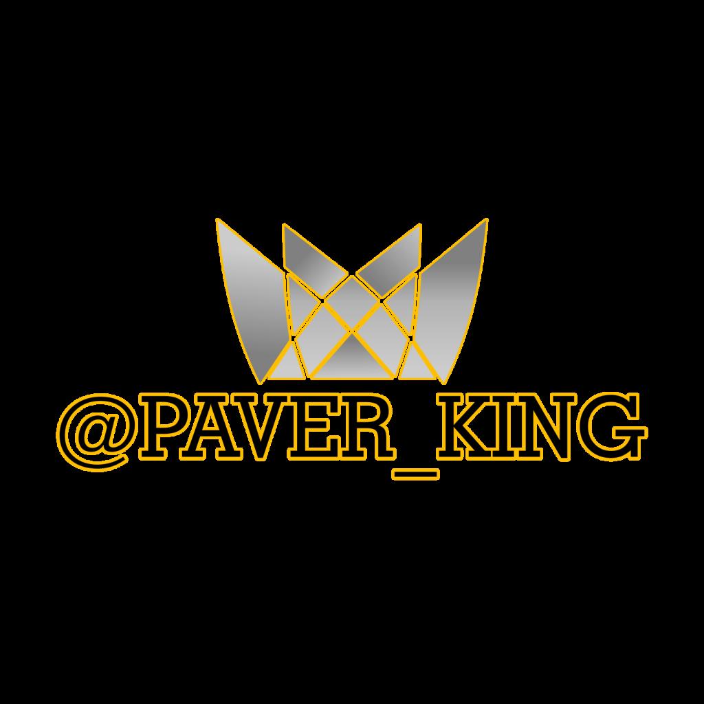 paver king logo