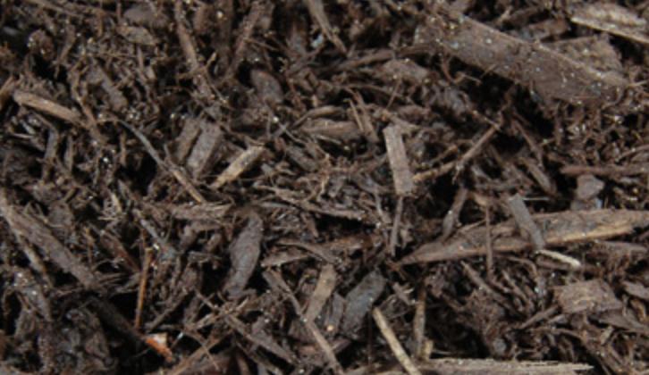 Brown Bark Mulch
