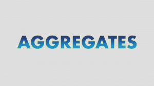 AGGREGATES BUTTON