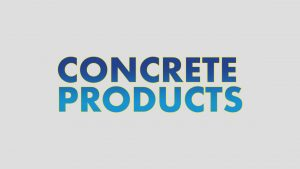 CONCRETE PRODUCTS BUTTON