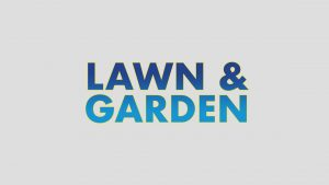 LAWN AND GARDEN BUTTON
