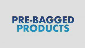 PRE BAGGED PRODUCTS BUTTON