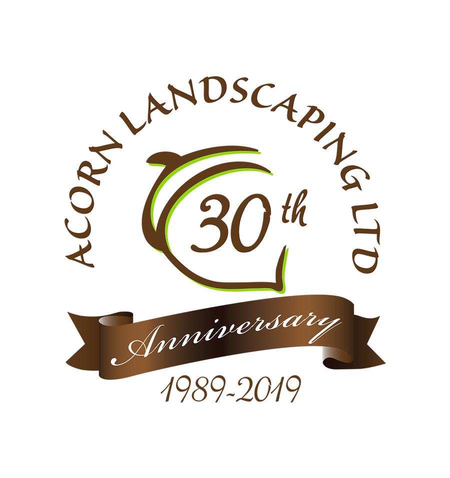 acorn landscaping logo