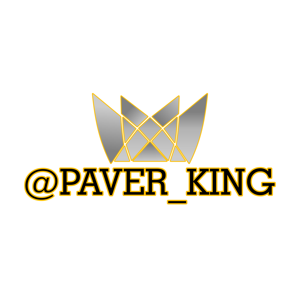 paver king logo